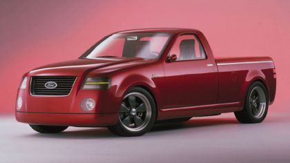 2001 Ford Lightning F-150 Rod concept 8