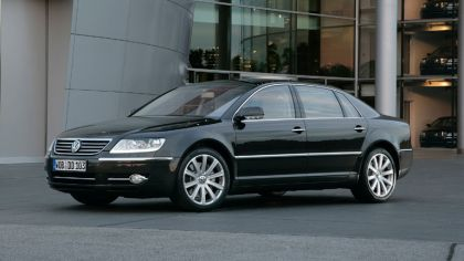 2008 Volkswagen Phaeton 8