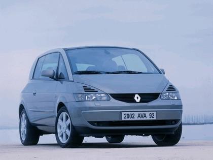 2001 Renault Avantime 1