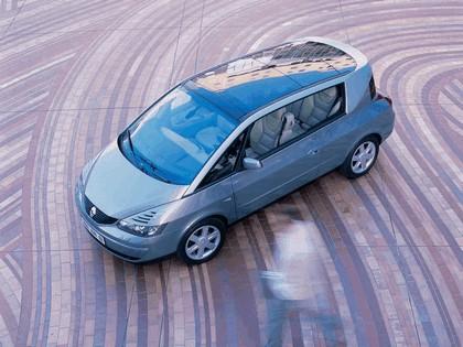 2001 Renault Avantime 9