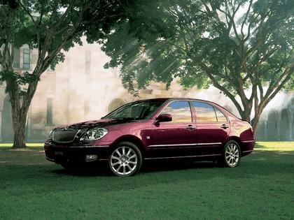 2001 Toyota Brevis 3