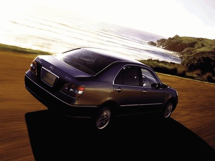 2001 Toyota Brevis 8