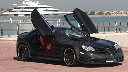 2009 ASMA Design Perfectus ( based on Mercedes-Benz McLaren SLR ) 4