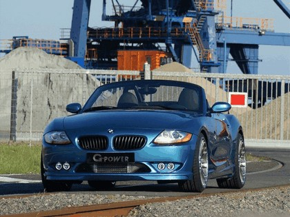 2009 G-Power G4 ( based on BMW Z4 ) 3