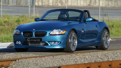 2009 G-Power G4 ( based on BMW Z4 ) 8