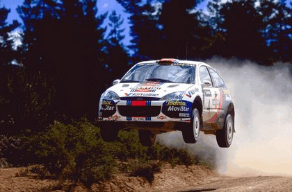 2001 Ford Focus RS WRC 1