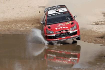 2008 Citroen C4 WRC 2