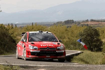 2008 Citroen C4 WRC 7
