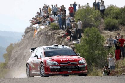 2008 Citroen C4 WRC 8
