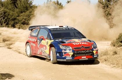 2008 Citroen C4 WRC 9