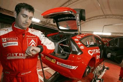 2008 Citroen C4 WRC 10