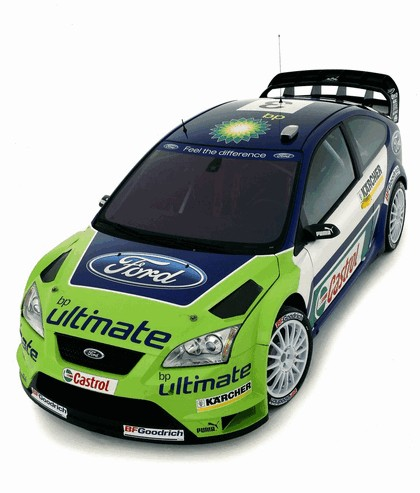 2007 Ford Focus RS WRC 3