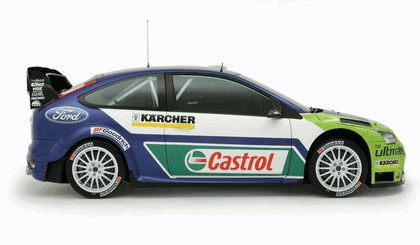 2007 Ford Focus RS WRC 4