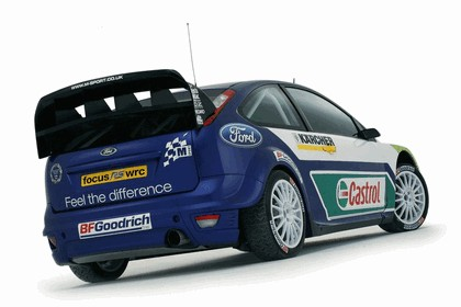 2007 Ford Focus RS WRC 5