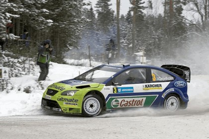 2007 Ford Focus RS WRC 9
