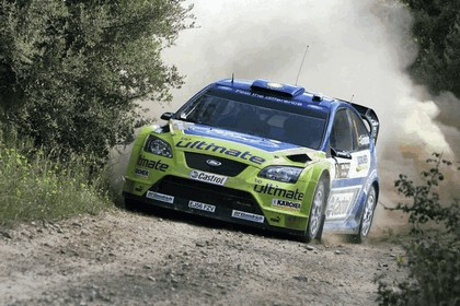 2007 Ford Focus RS WRC 73