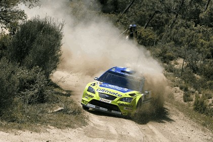 2007 Ford Focus RS WRC 76