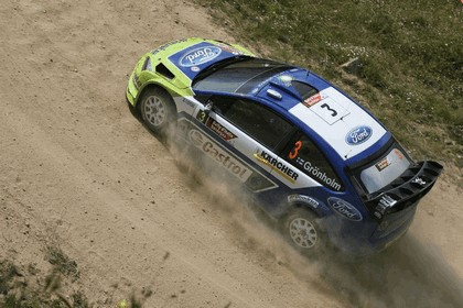 2007 Ford Focus RS WRC 77