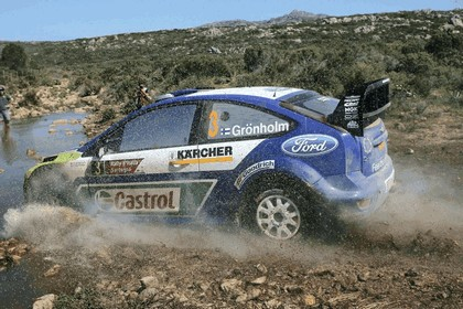 2007 Ford Focus RS WRC 78