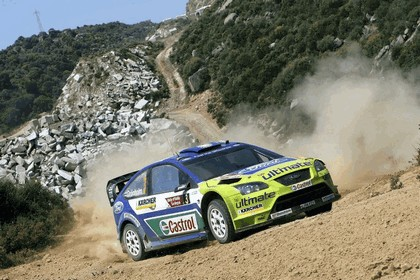 2007 Ford Focus RS WRC 82