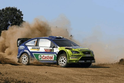 2007 Ford Focus RS WRC 84