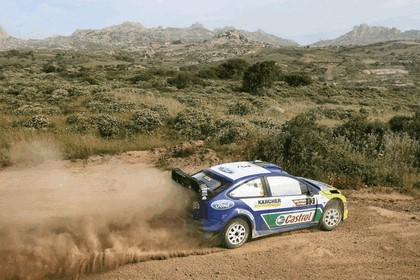 2007 Ford Focus RS WRC 85