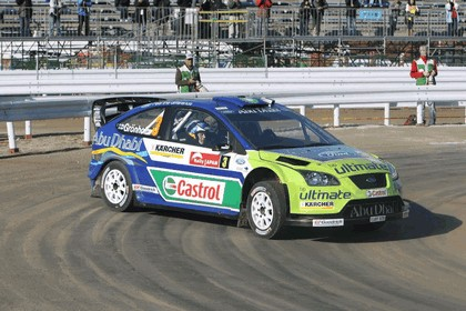 2007 Ford Focus RS WRC 95