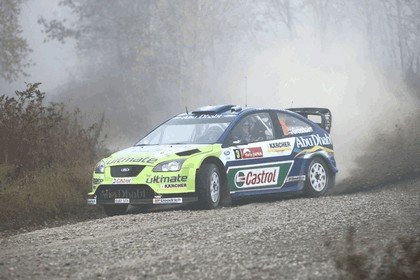 2007 Ford Focus RS WRC 99