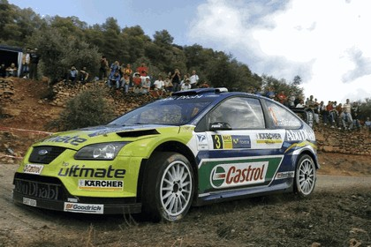 2007 Ford Focus RS WRC 114