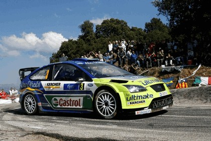 2007 Ford Focus RS WRC 129