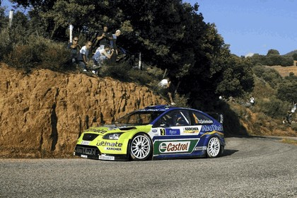 2007 Ford Focus RS WRC 130