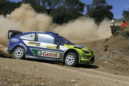 2007 Ford Focus RS WRC 137