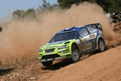 2007 Ford Focus RS WRC 141