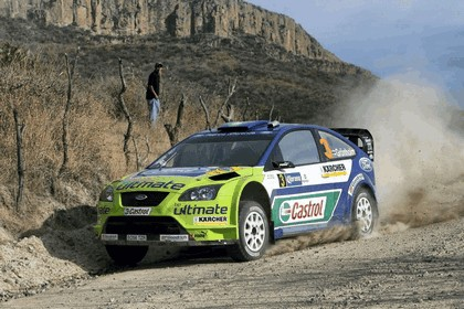2007 Ford Focus RS WRC 150