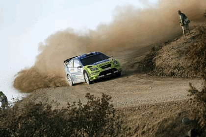 2007 Ford Focus RS WRC 153