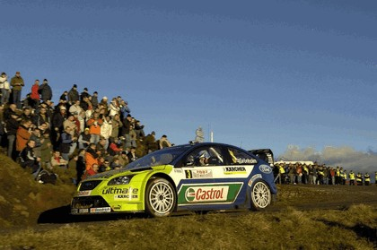 2007 Ford Focus RS WRC 166