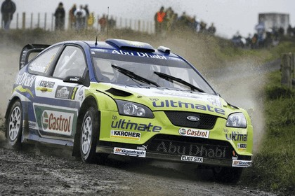 2007 Ford Focus RS WRC 185