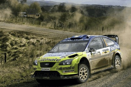 2007 Ford Focus RS WRC 187