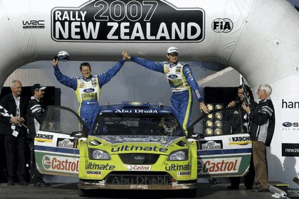 2007 Ford Focus RS WRC 188