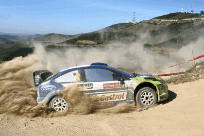 2007 Ford Focus RS WRC 205