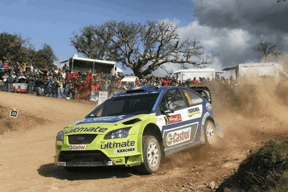 2007 Ford Focus RS WRC 208