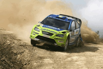 2007 Ford Focus RS WRC 209
