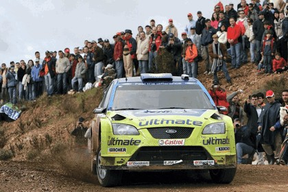 2007 Ford Focus RS WRC 210