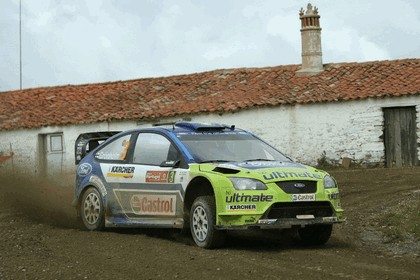 2007 Ford Focus RS WRC 211