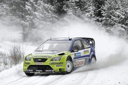 2007 Ford Focus RS WRC 220