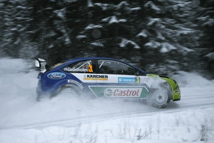 2007 Ford Focus RS WRC 222