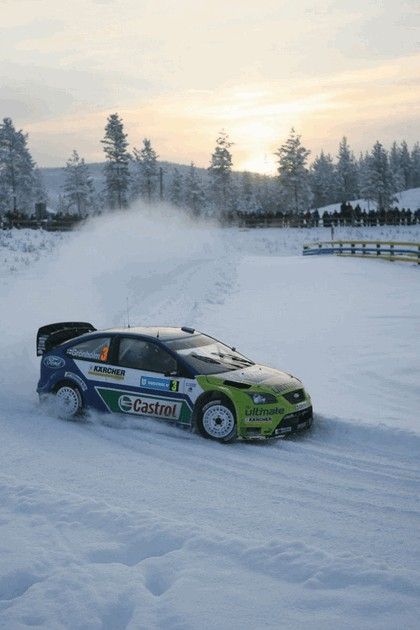 2007 Ford Focus RS WRC 225