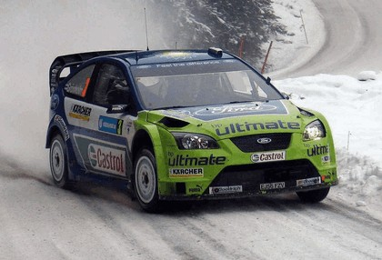 2007 Ford Focus RS WRC 227