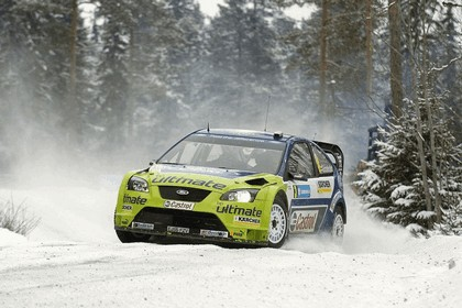 2007 Ford Focus RS WRC 236