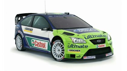2007 Ford Focus RS WRC 6